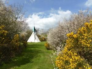 Anglesey Tipi and Yurt Holidays - Photo 1