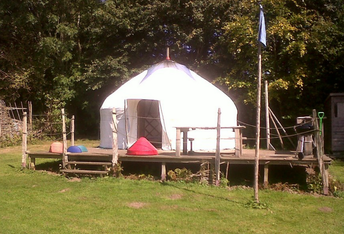 Albion Farm Yurt - Photo 3