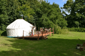 Albion Farm Yurt - Photo 4