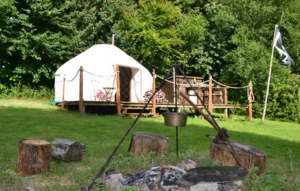 Albion Farm Yurt - Photo 1