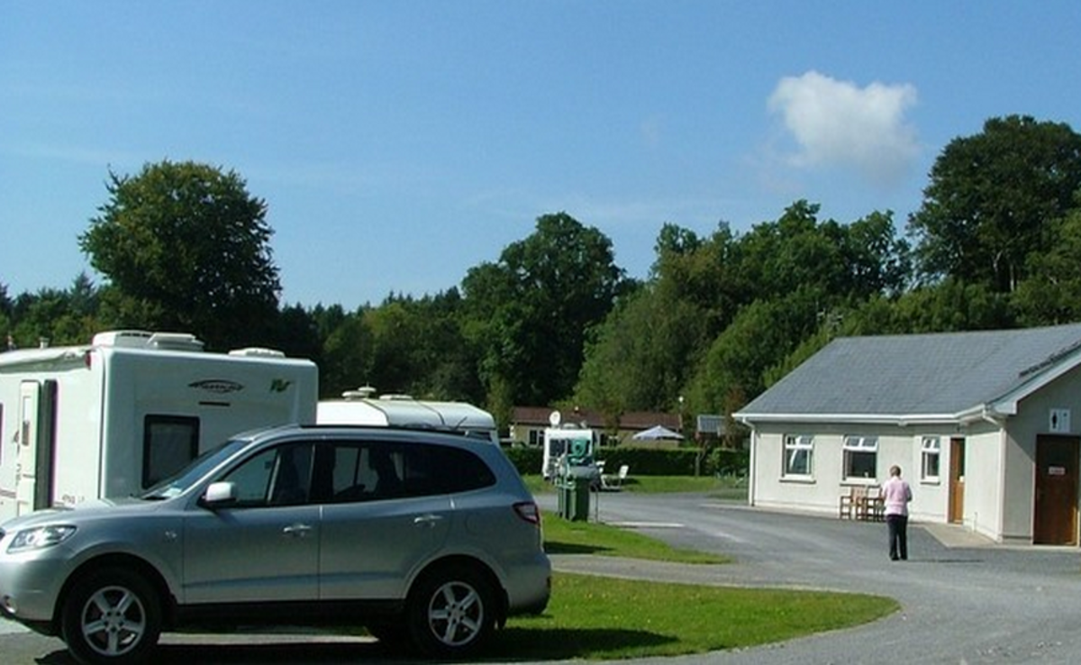 Glen of Aherlow Caravan & Camping Park - Caravan Club Affiliated Site  - Photo 4