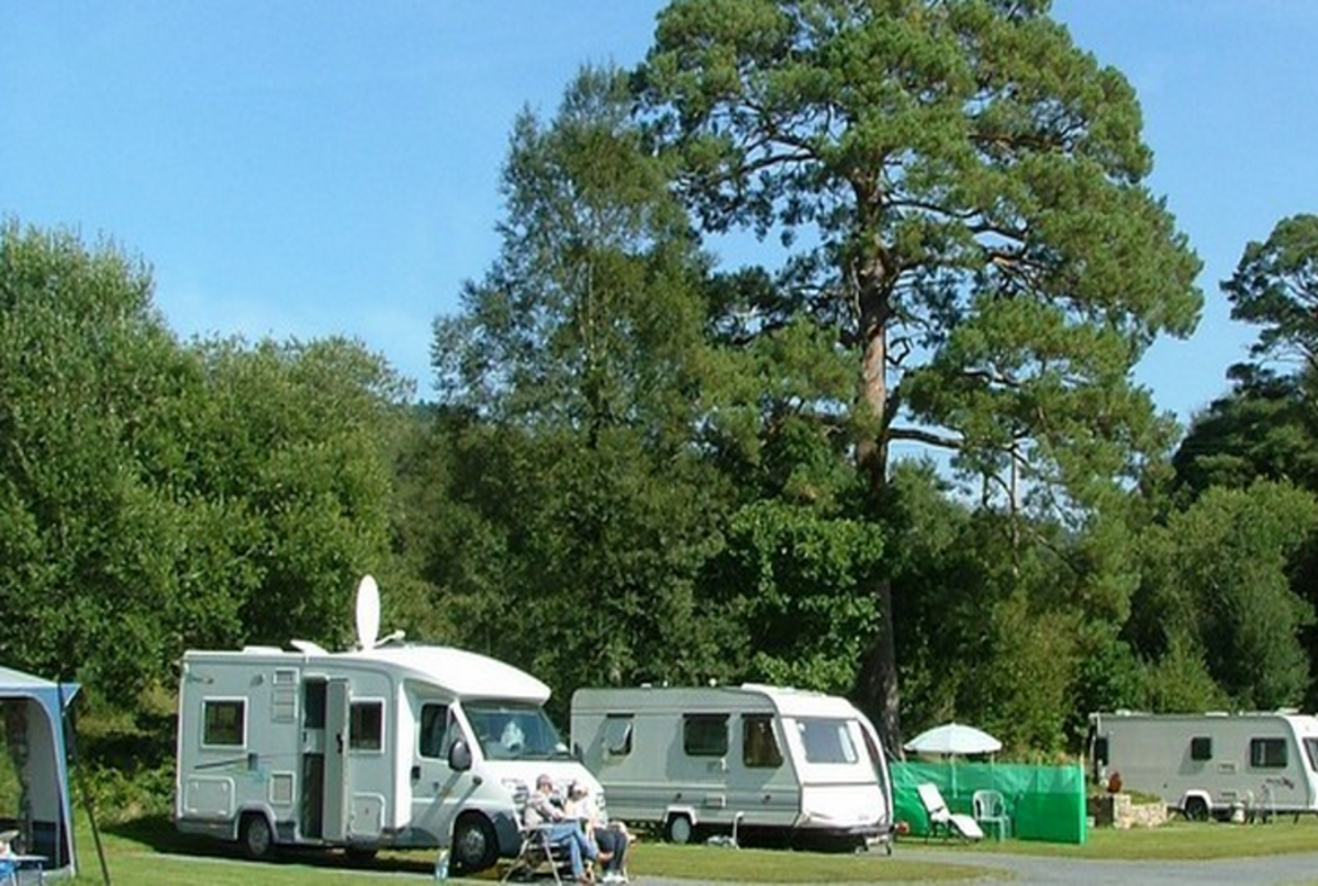 Glen of Aherlow Caravan & Camping Park - Caravan Club Affiliated Site  - Photo 3