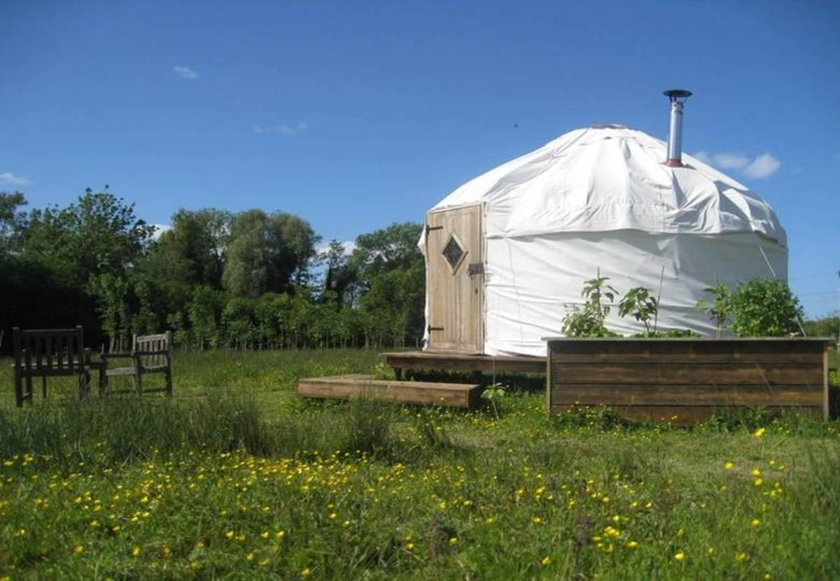 Mountain Cottage Yurts - Photo 1