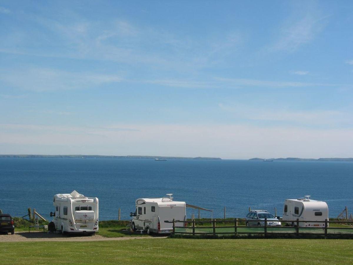 Caerfai Bay Caravan and Tent Park - Photo 3