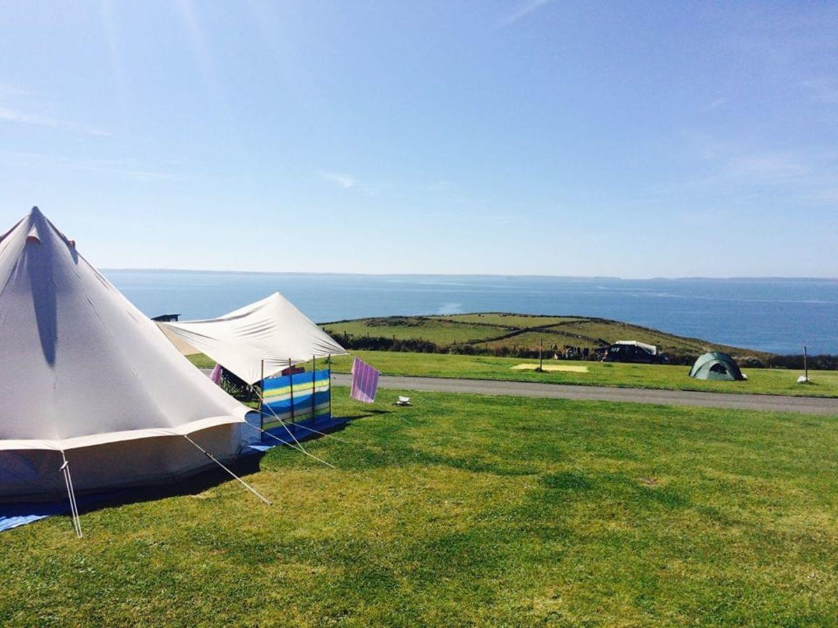 Caerfai Bay Caravan and Tent Park - Photo 1