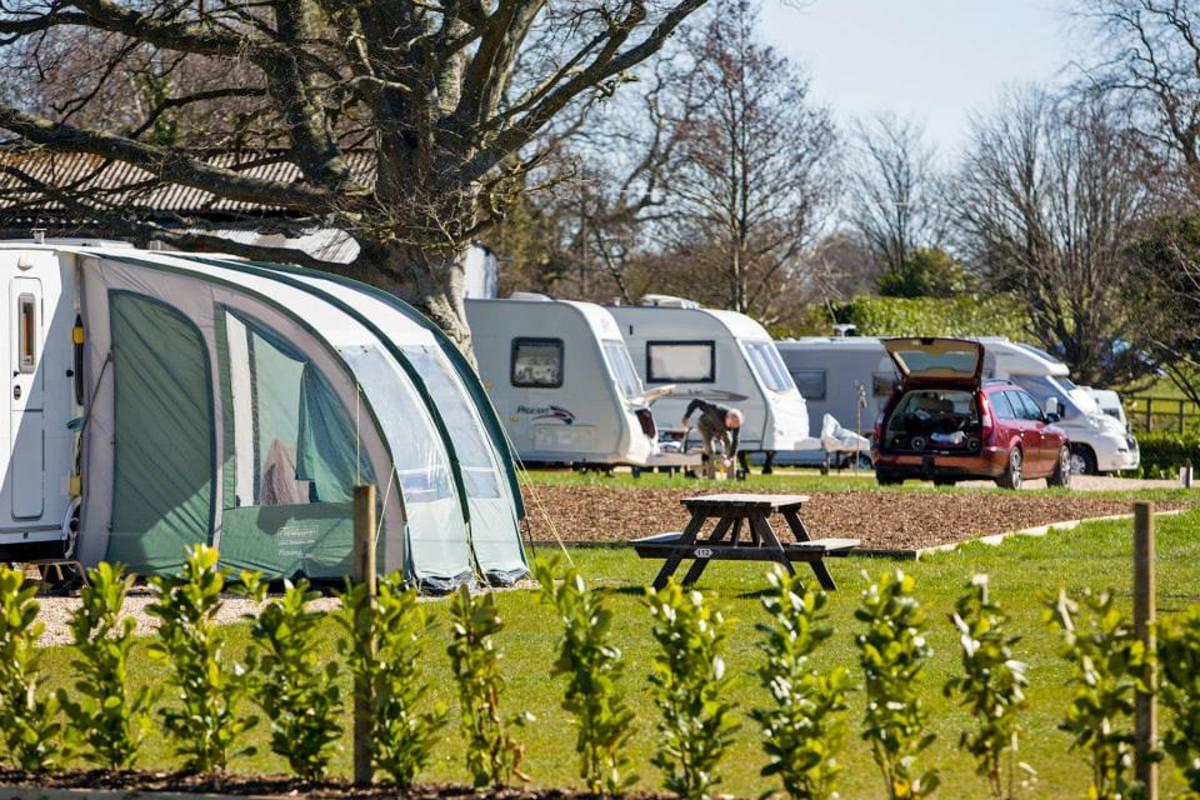 South Lytchett Manor Caravan Park - Photo 2