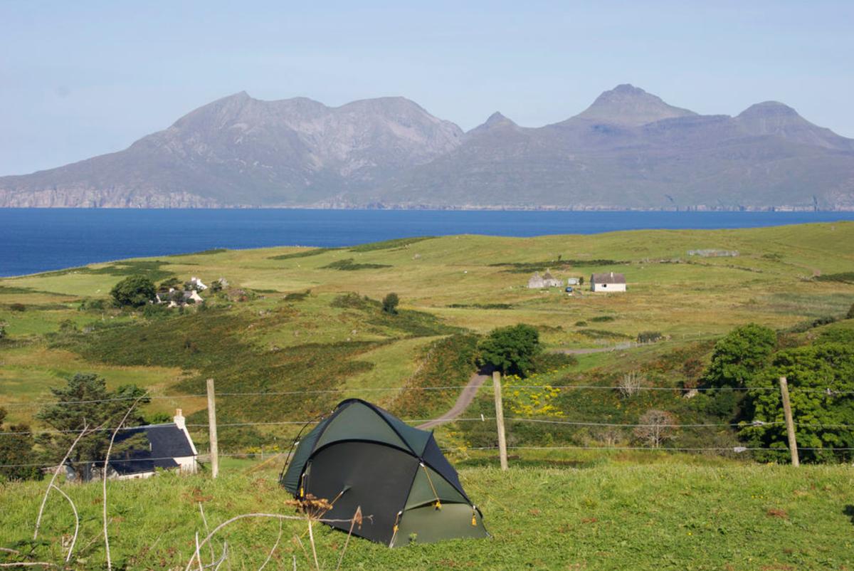 Cleadale Campsite - Photo 1