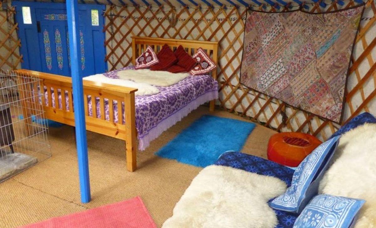 Anglesey Tipi and Yurt Holidays - Photo 9
