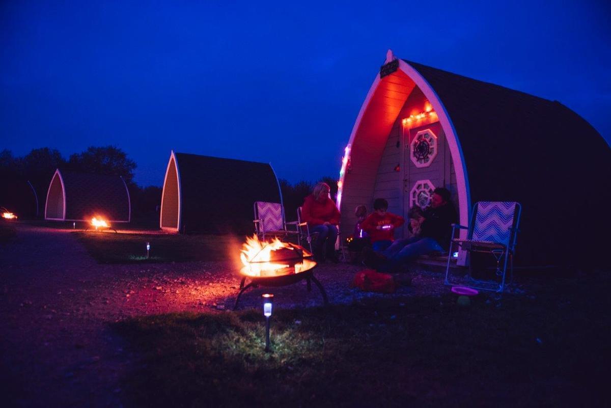 Stanley Villa Farm Camping - Photo 16