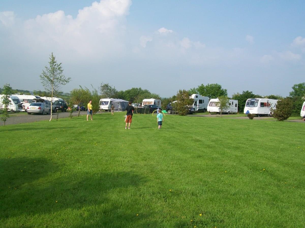 hungerford Farm Touring Caravan and Motorhome Park - Photo 3