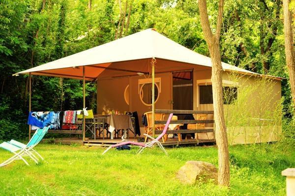 Camping Coeur d'Ardèche - Photo 6