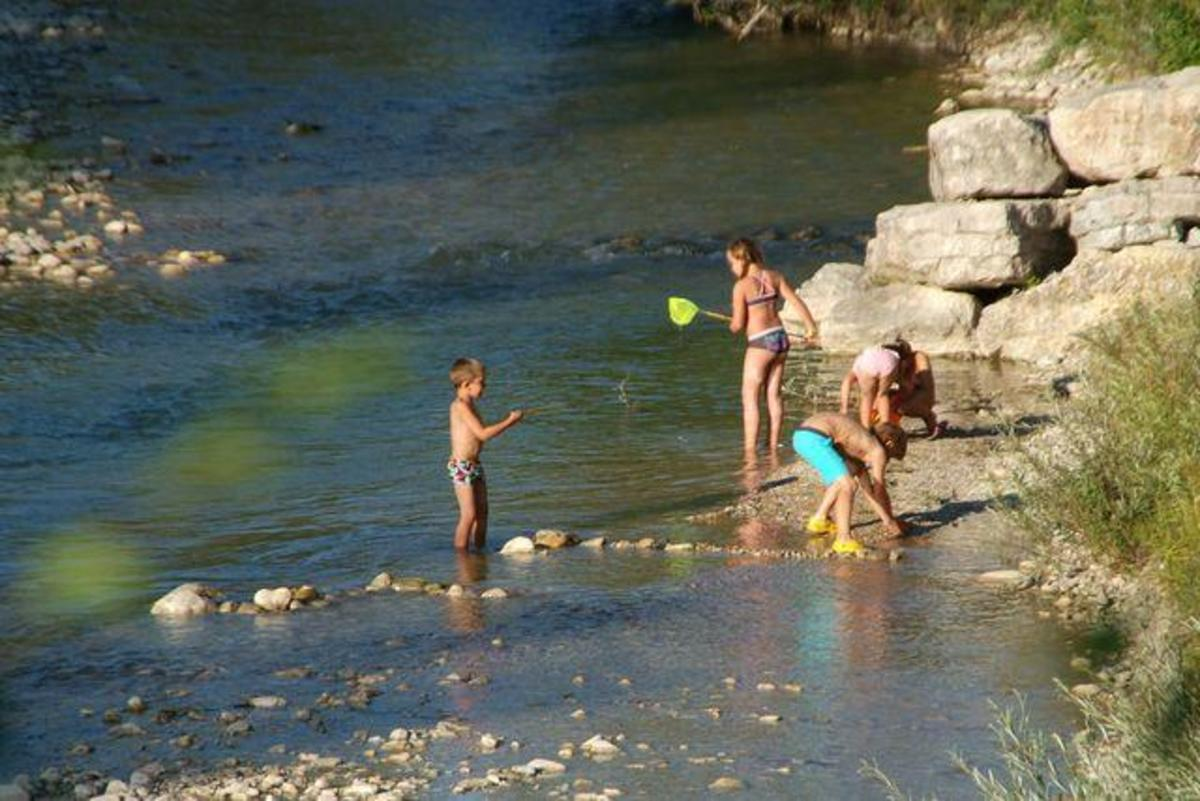 Camping L'Hirondelle - Photo 505