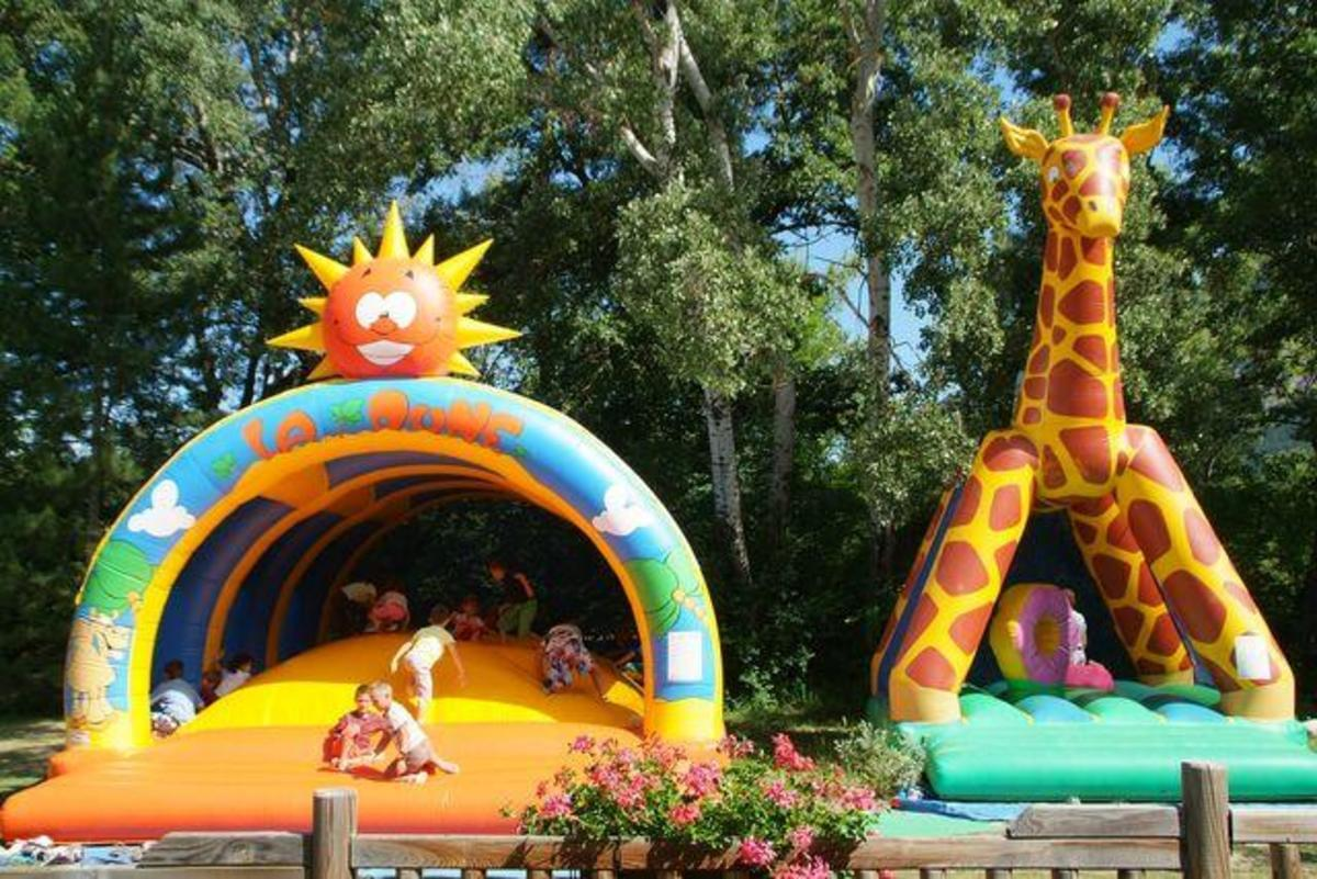 Camping L'Hirondelle - Photo 907