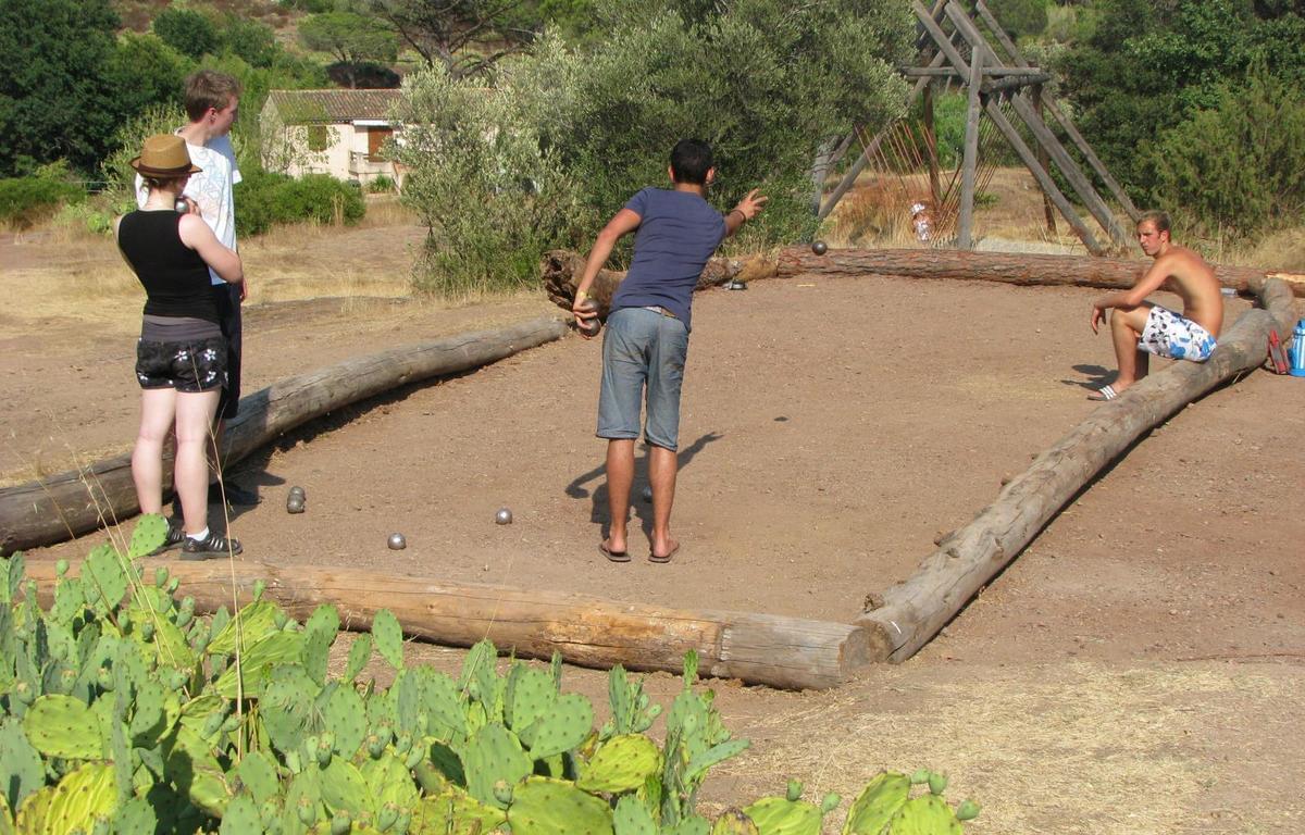 Camping Les Cigales - Photo 47