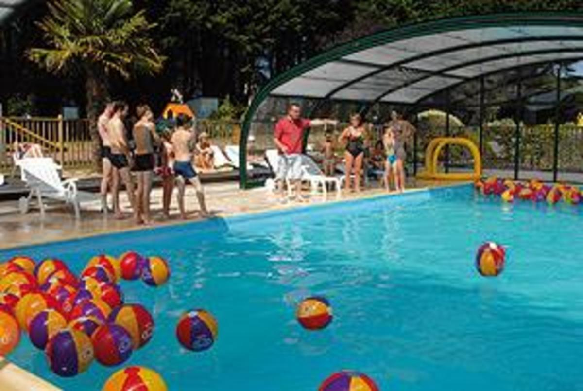 Camping Paradis Les Capucines - Photo 22