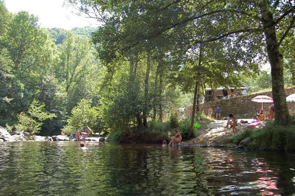 Camping L'Ardéchois - Photo 13