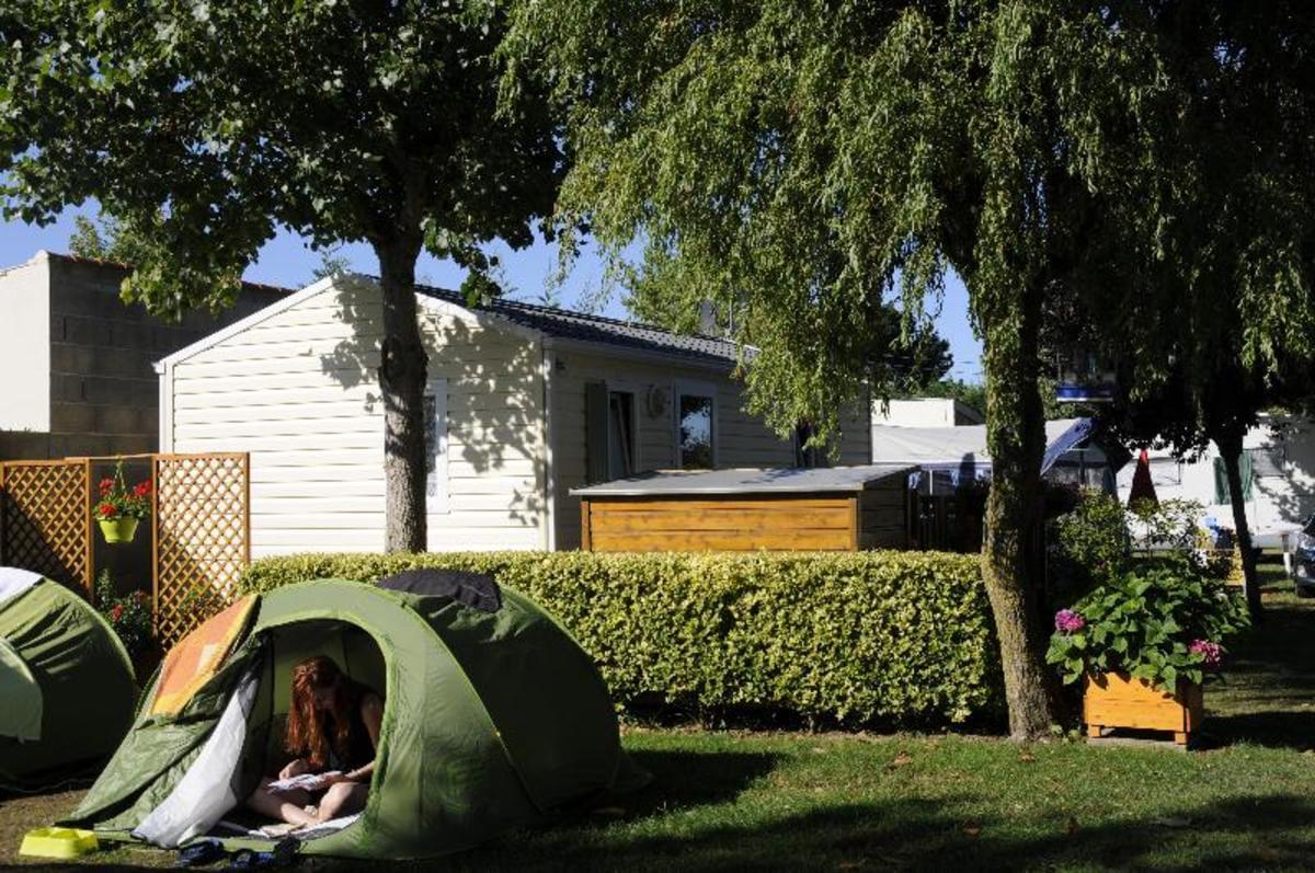Camping Le Nid d'Eté - Photo 6