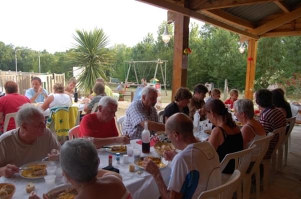 Camping de Bergougne - Photo 8