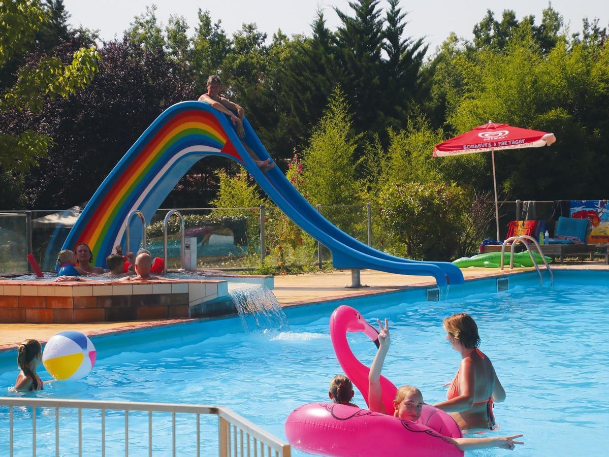Camping FONTAINE DU ROC - Photo 21