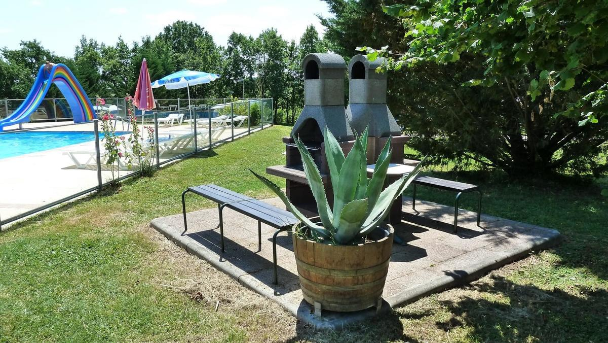 Camping FONTAINE DU ROC - Photo 30