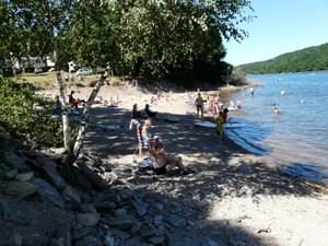 Camping SOLEIL LEVANT - Photo 19