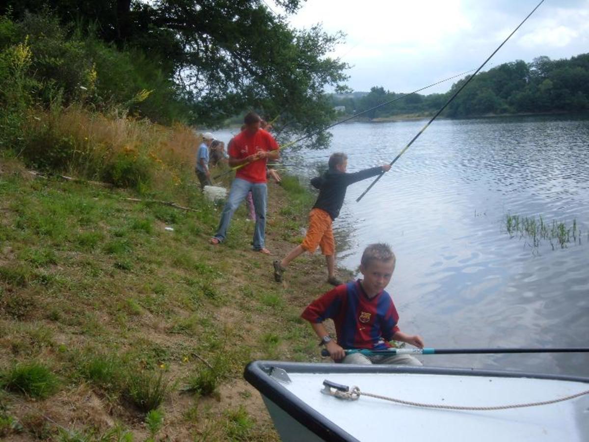 Camping Les Terrasses du Lac - Photo 32