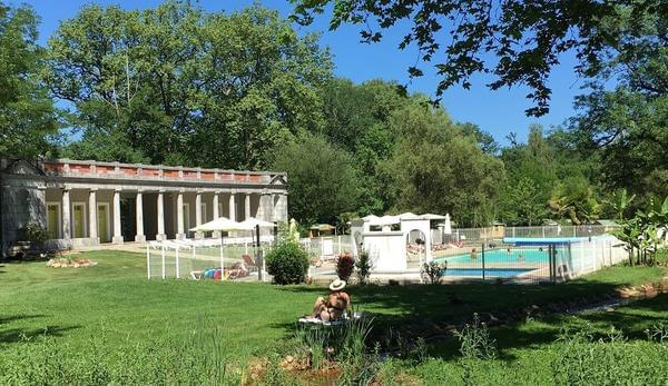 Camping Audinac les Bains - Photo 3