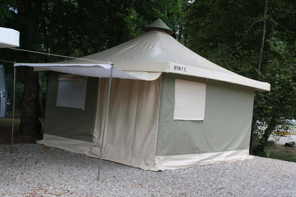 AIROTEL Camping Les Trois Lacs - Photo 5