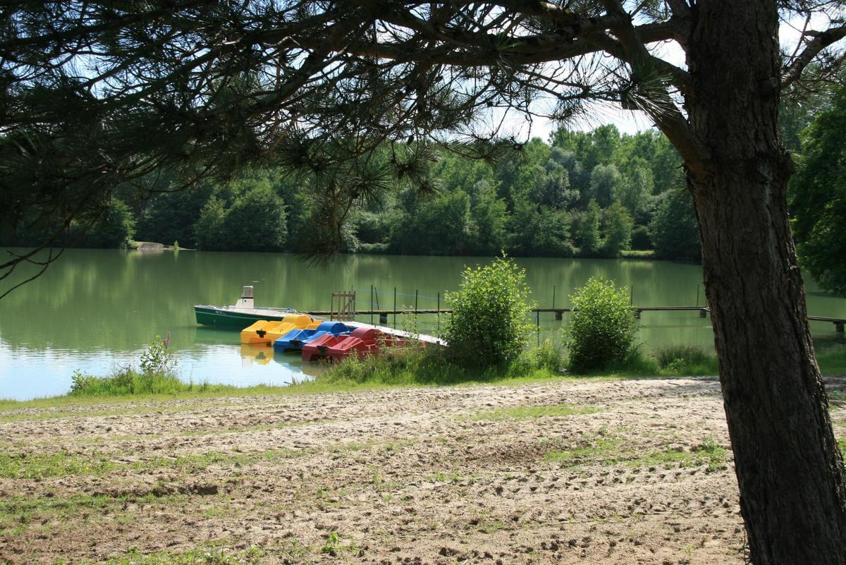 Domaine du Lac de Neguenou - Photo 28