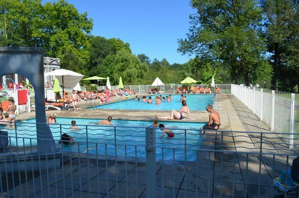 Camping Audinac les Bains - Photo 1
