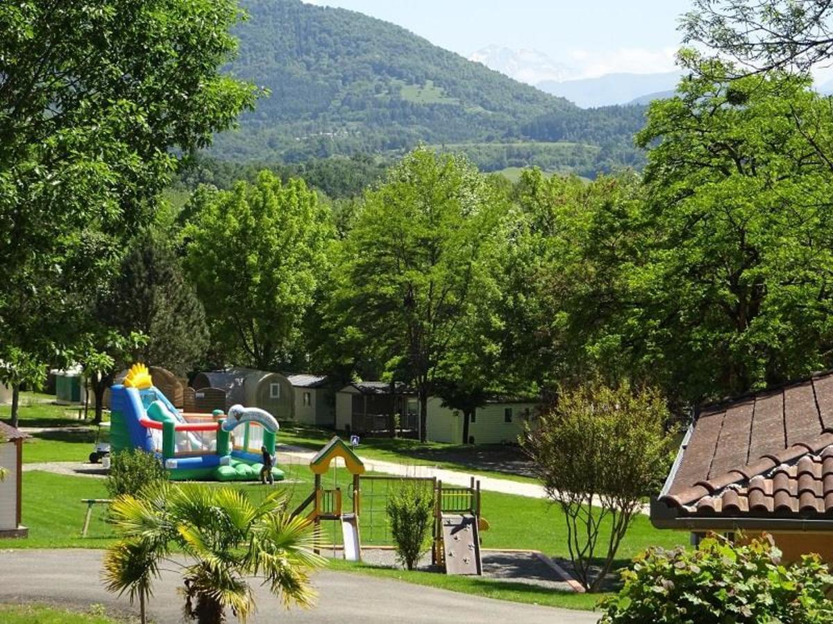 Camping Audinac les Bains - Photo 14