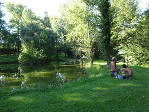 Camping Audinac les Bains - Photo 20