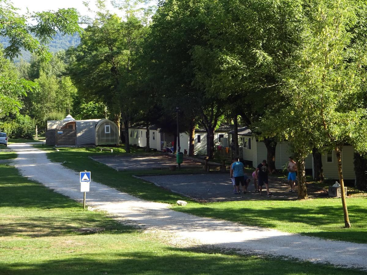 Camping Audinac les Bains - Photo 21