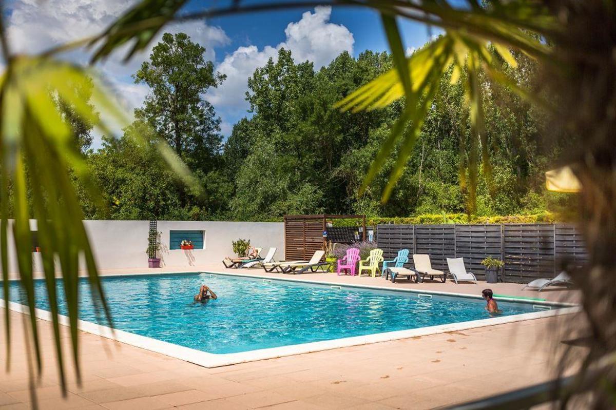 Camping Le Soleil des Bastides - Photo 1