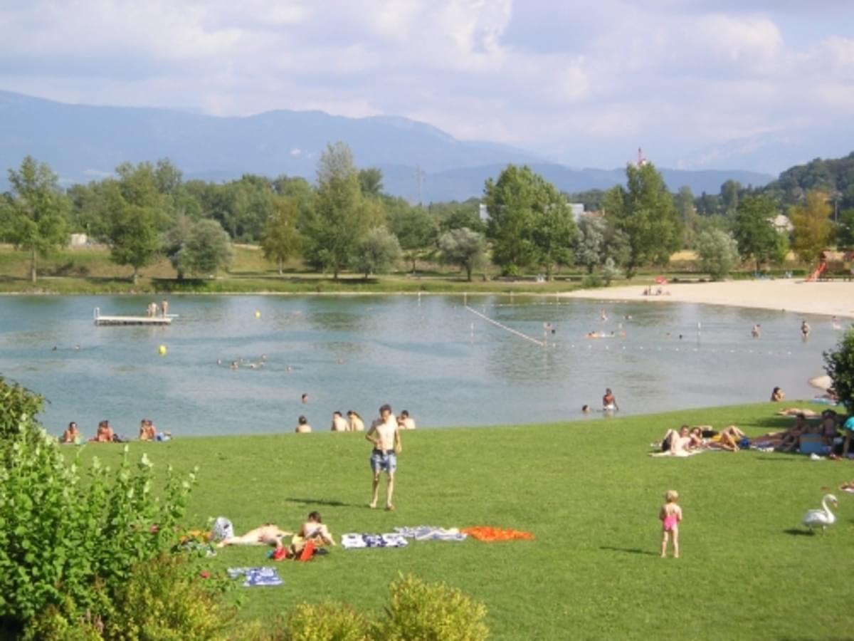 AIROTEL Camping Les Trois Lacs - Photo 32
