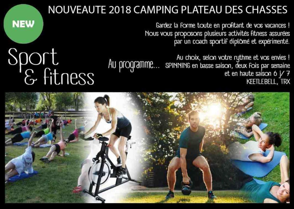 Camping Plateau des Chasses - Photo 34