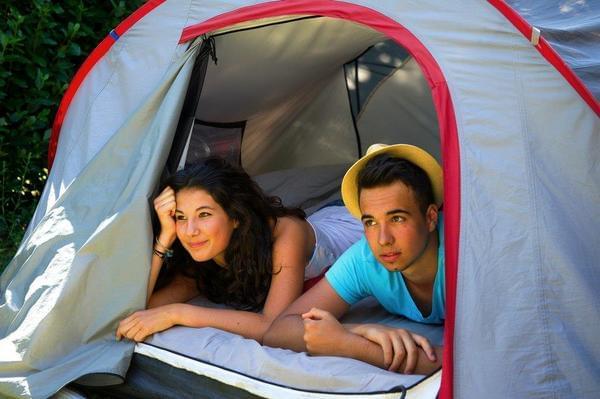 Camping Les Pommiers d'Aiguelèze - Photo 3