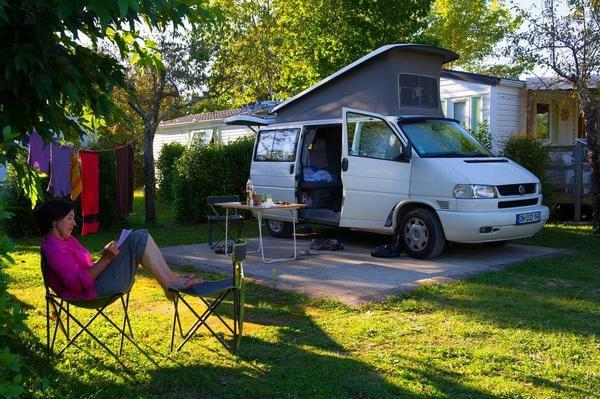Camping Les Pommiers d'Aiguelèze - Photo 6
