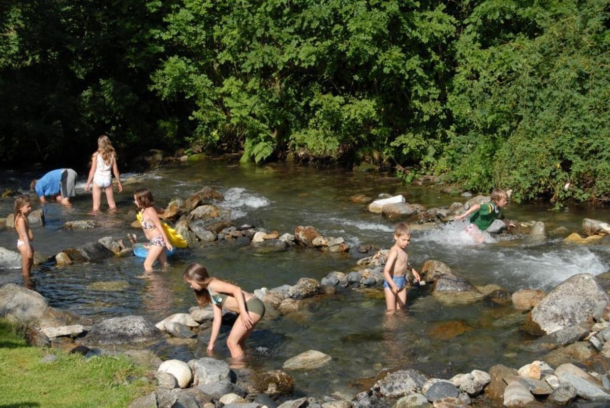 Camping PYRENEES NATURA - Photo 1