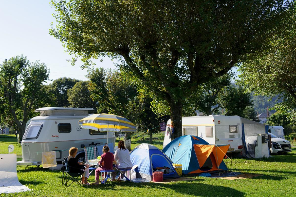 Camping LE VIEUX BERGER - Photo 1