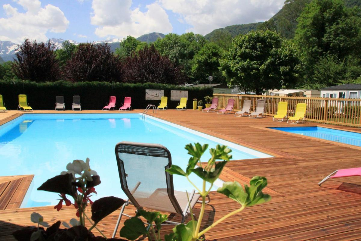Camping LE PYRENEEN - Photo 1