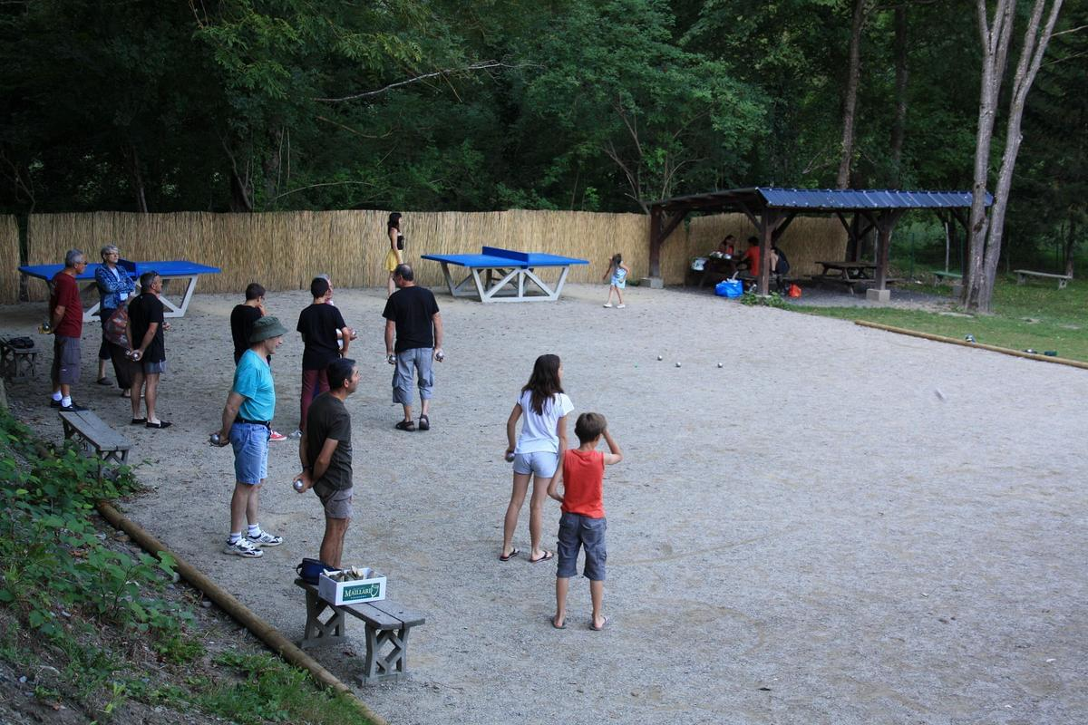 Camping LE PYRENEEN - Photo 23