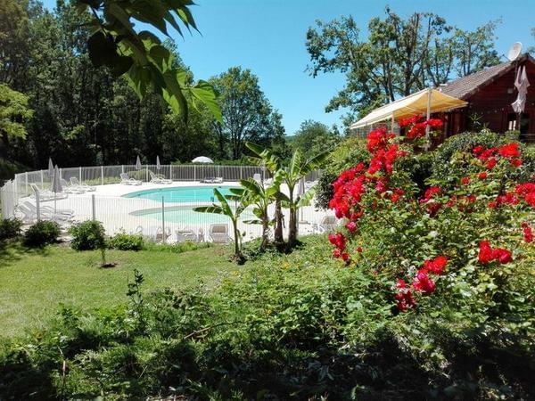 Camping LA TRUFFIERE à Saint Cirq Lapopie - Photo 1