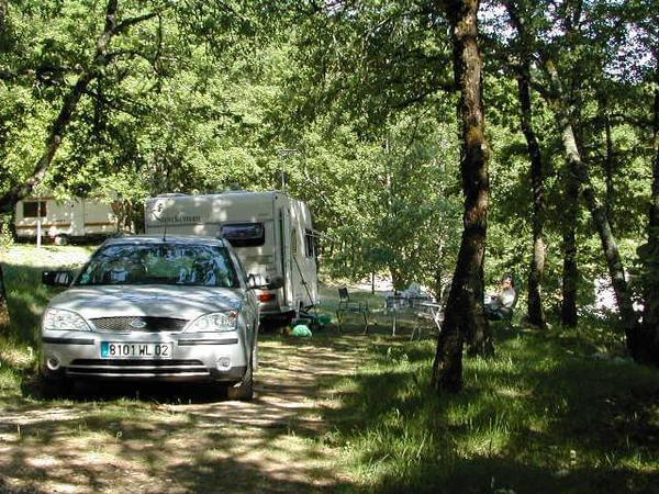 Camping LA TRUFFIERE à Saint Cirq Lapopie - Photo 2