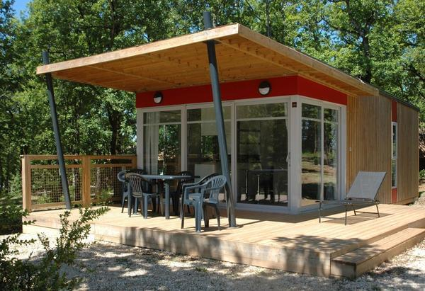 Camping LA TRUFFIERE à Saint Cirq Lapopie - Photo 6