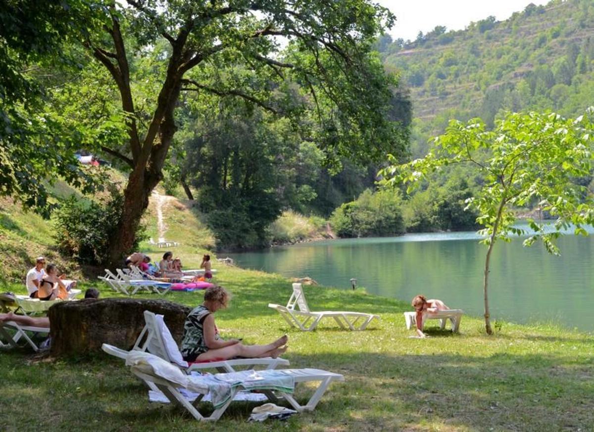 Camping de la Cascade - Photo 499
