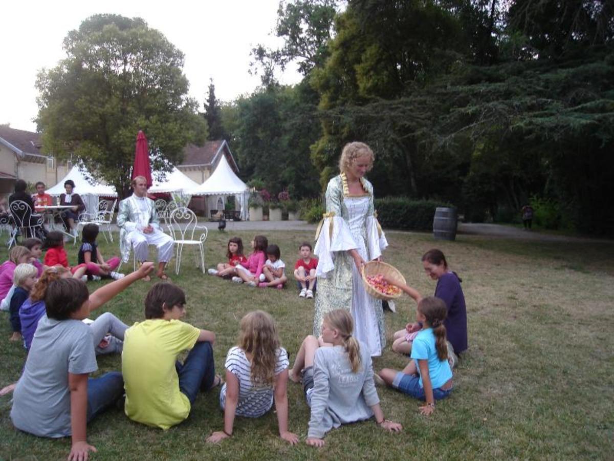 Camping Château Le Haget - Photo 19