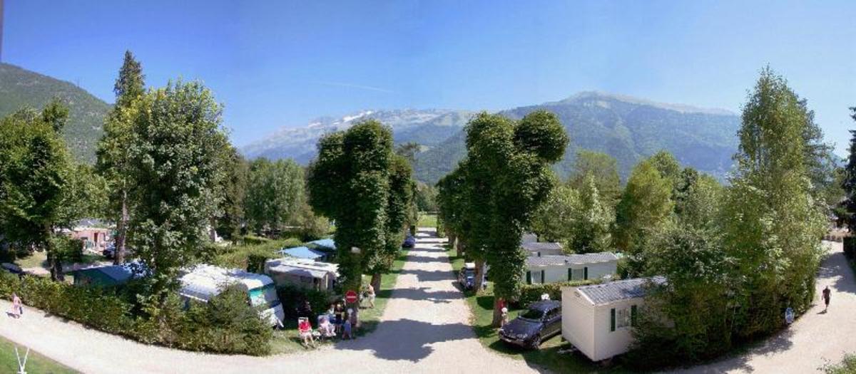 Camping Château de Rochetaillée - Photo 5