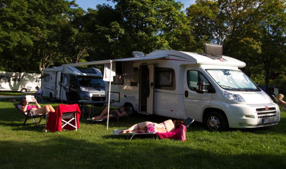 Camping Au Pré Du Lac - Photo 6