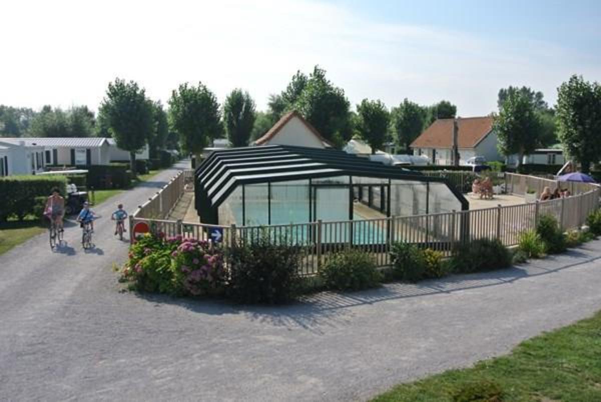 Camping Les Vertes Feuilles - Photo 17